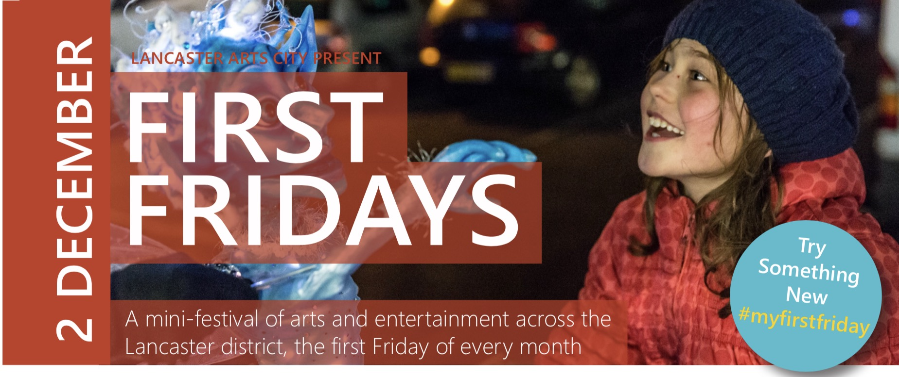 What\'s on - December First Friday