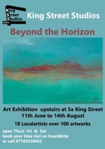 Beyond the Horizon @ King Street Studios