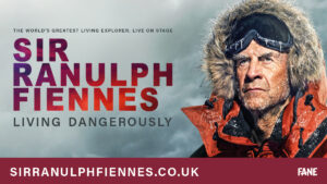 Sir Ranulph Fiennes @ Lancaster Grand Theatre